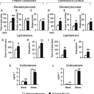 (PDF) Female MECP2(+/-) mice display robust behavioral