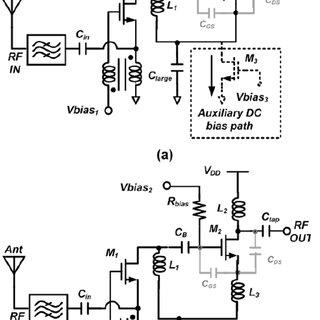 (PDF) A 1.6 mW 5.4 GHz transformer-feedback gm-boosted