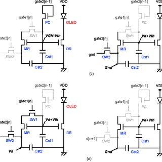 (PDF) Novel aSi:H TFT pixel circuit for electrically