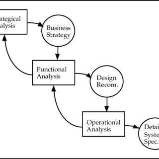 Functional analysis is one level of the analyses within