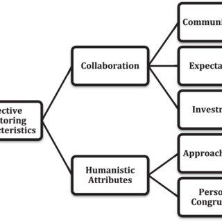 Effective mentoring characteristics among mentors and