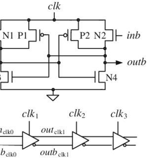 (PDF) Low-power interface circuits between adiabatic and