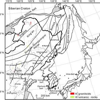 Mesozoic tectonic evolution of the Paleo-Pacific slab