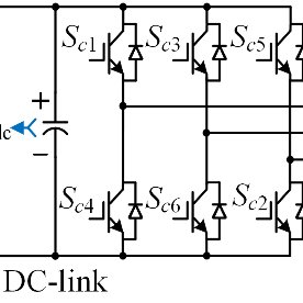 Topology of bidirectional DC/DC converter and its droop
