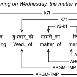 (PDF) Analysis of the Hindi Proposition Bank using