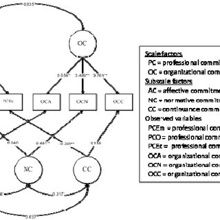 A two-factor structure of the Creative Mindset Scale