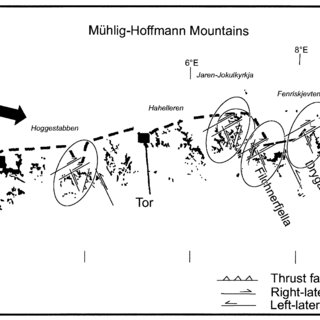 (PDF) Geology of eastern Mühlig-Hofmannfjella and