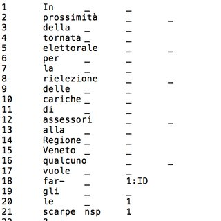 (PDF) PARSEME-It Corpus An annotated Corpus of Verbal