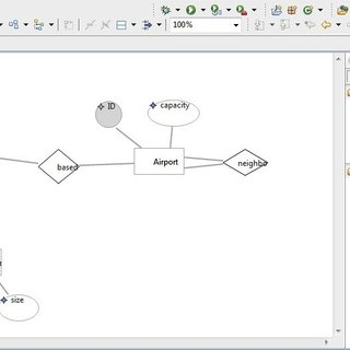 airport er diagram cub cadet lt1046 wiring example of an download scientific screenshot the editor