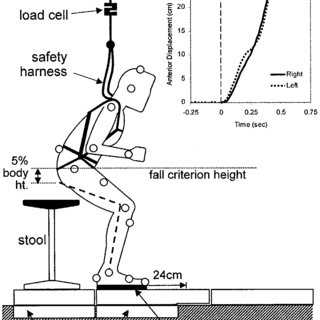 Diagram of the experimental set-up, illustrating the