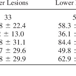 (PDF) Spinal lesion level in spina bifida: A source of