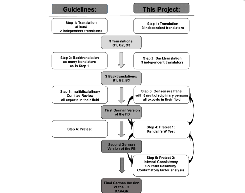 Flowchart Process adapted to: Guidelines for cultural