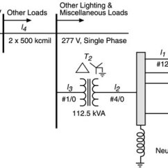 Single Line Diagram Of Power Distribution 1975 Honda Cb750 Wiring One Commercial Building System
