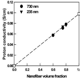(PDF) Nafion Nanofiber Membranes
