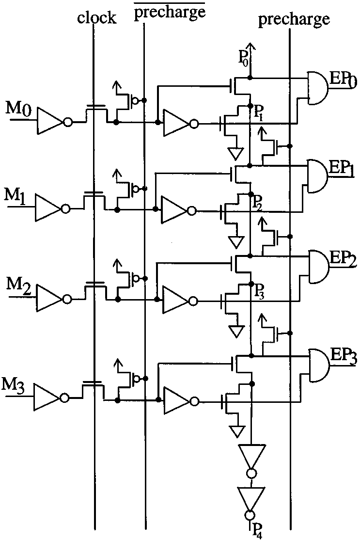 medium resolution of 4 bit priority encoder