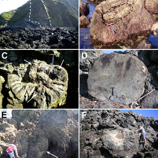 (PDF) Structure and organization of submarine basaltic ...