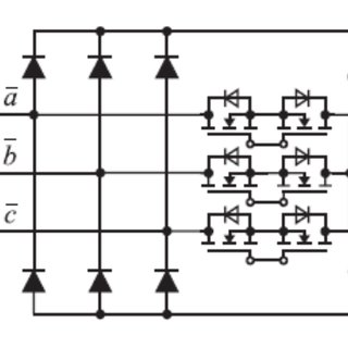marcus 3 phase transformer wiring diagram condor mdr2 pressure switch pdf power converter topologies for a high performance vienna three rectifier boost type unidirectional 20