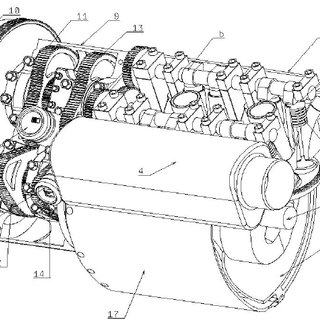 (PDF) Efficiency of a new internal combustion engine