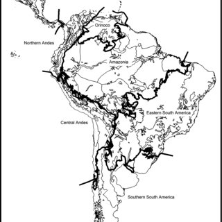 (PDF) Biogeographical regionalisation of the Neotropical