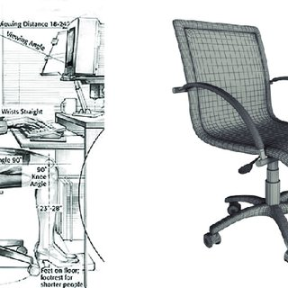 (PDF) Ergonomic-driven Geometric Exploration and Reshaping