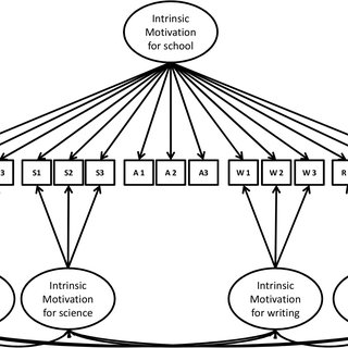 Vallerand ' s (1997) hierarchical model of intrinsic and