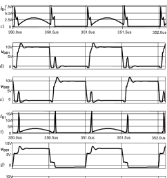 pspice simulations of 1mhz class d resonant amplifier a c basic [ 744 x 1368 Pixel ]