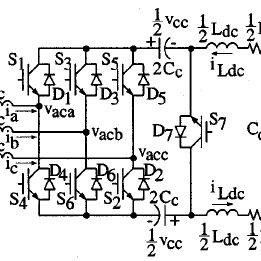 (PDF) Three phase PWM boost-buck rectifiers with power