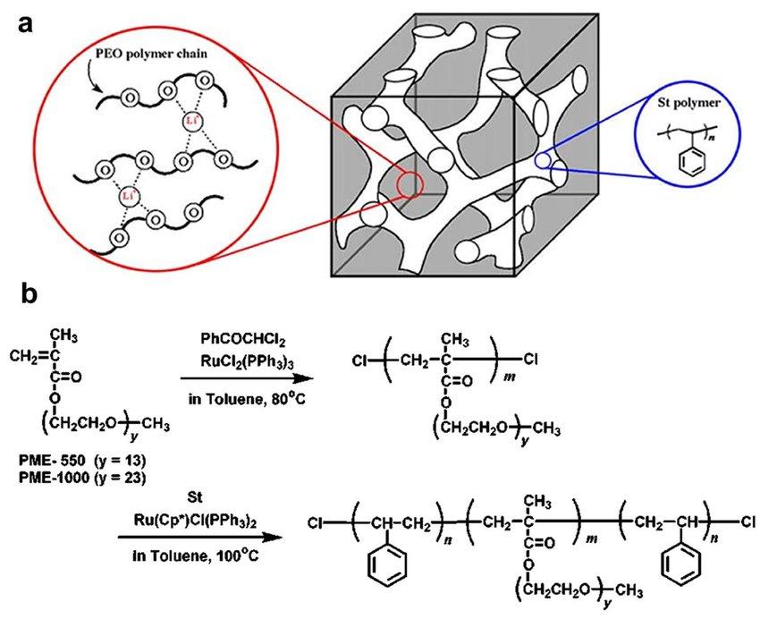 a) Schematic illustration of novel nanostructure