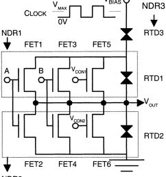 circuit configuration of the programmable logic gate areas of rtd1 rtd2 and rtd3 [ 850 x 964 Pixel ]