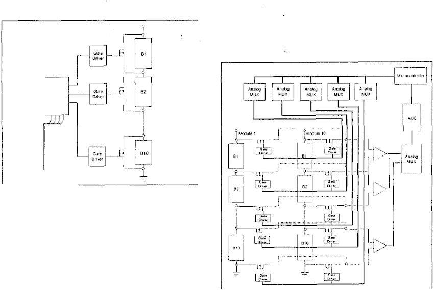 Charge Shunting Cell Balancing Circuit Diagram The design