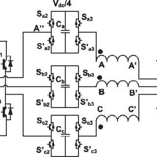 (PDF) A Hybrid Multilevel Inverter Topology for an Open