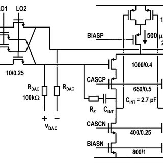 Simplified block diagram of an AM/FM radio with digital