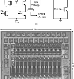 a transistor level schematic of the main components of a single tx a  [ 850 x 1563 Pixel ]
