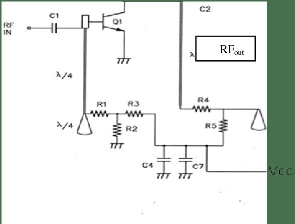 0: Biasing arrangements (a) single bias point for BJT (b