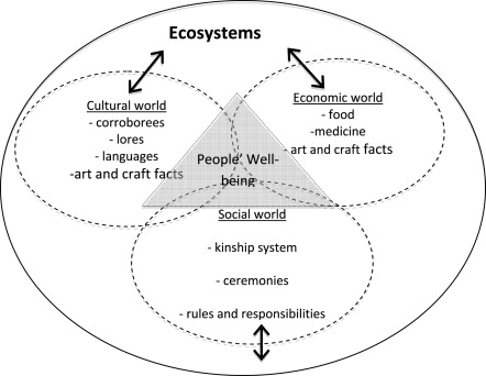 An Integrated model of Indigenous Economy, Social world