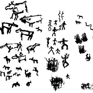 (PDF) Prehistoric pictographs of Finland: Symbolism and