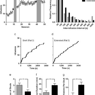 (PDF) Extended nicotine self-administration increases