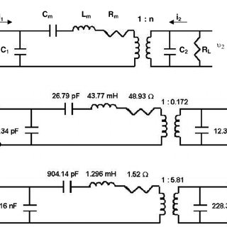 Transformer characteristics in the step-down mode at