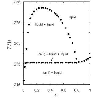 Experimental VLE data for the system benzenemethanamine (1
