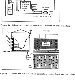 schematic layout of electrical systems of demo building [ 850 x 1381 Pixel ]