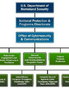 Us national cybersecurity and communications integration center proposed  ccyber security agency organization   chart also for turkey rh researchgate