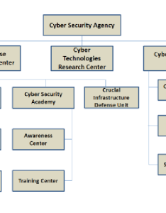 Proposed  ccyber security agency organization   chart for turkey also rh researchgate