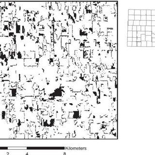 Küchler's (1974) Potential Natural Vegetation (KPNV) map