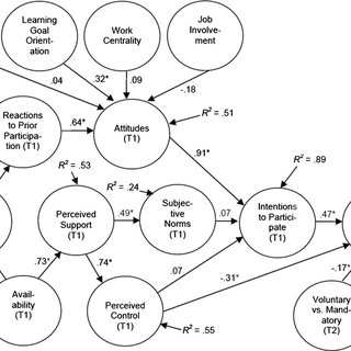 (PDF) Attitudinal and Motivational Antecedents of