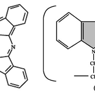 (a) Molecular structure of nickel phthalocyanine (NiPc