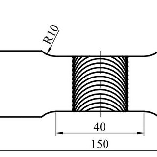 shows the relation of the welding speed, the rotating
