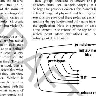 Classification of prognostic metrics based on end user