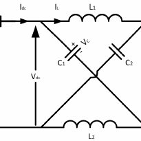 Diagram of the Z-source five phase inverter implemented by