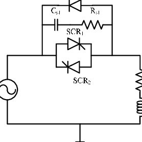 Block diagram of SSCB for low voltage applications