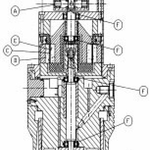 Schematic drawing of the compressor system. A1–A3